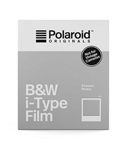 Polaroid Originals Instant Film Black & White Film - 8 Exposures