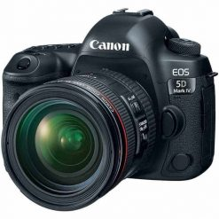 Canon EOS 5D Mark IV DSLR Camera + EF 24-70mm USM Lens