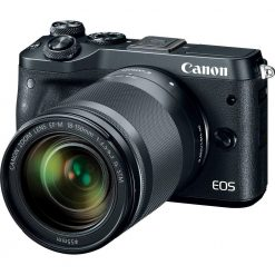Canon EOS M6 18-150mm f/3.5-6.3 IS STM Kit (Black)