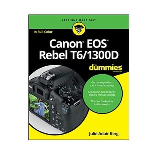 Canon EOS Rebel T6 Bundle with 18-55mm Lens Accessory Kit