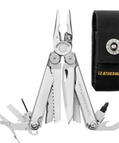 Leatherman 832531 Wave Plus With Nylon Black Sheath