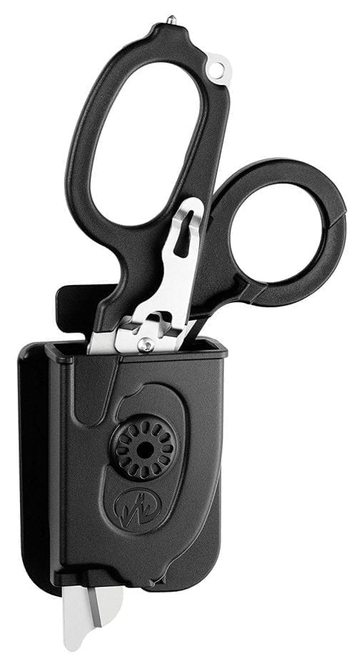 Leatherman - Raptor Shears, Black with Utility Holster