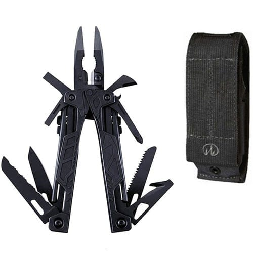 Leatherman OHT? 831540 BLACK WITH MOLLE BLACK (BOX)