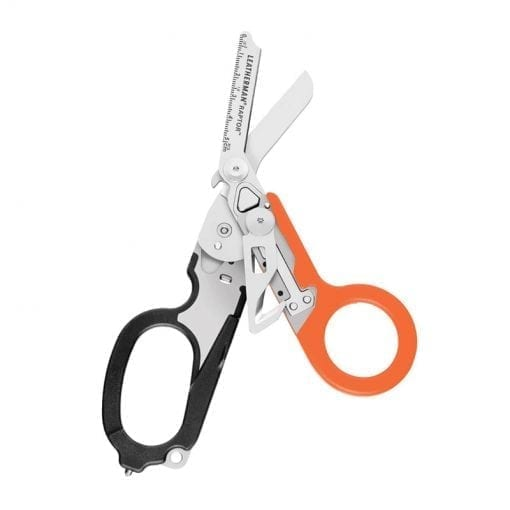 Leatherman - Raptor Shears, Black-Orange with MOLLE Compatible Holster