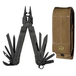 Leatherman SUPER TOOL? 300 EOD 831366 BLACK WITH MOLLE BROWN (BOX)
