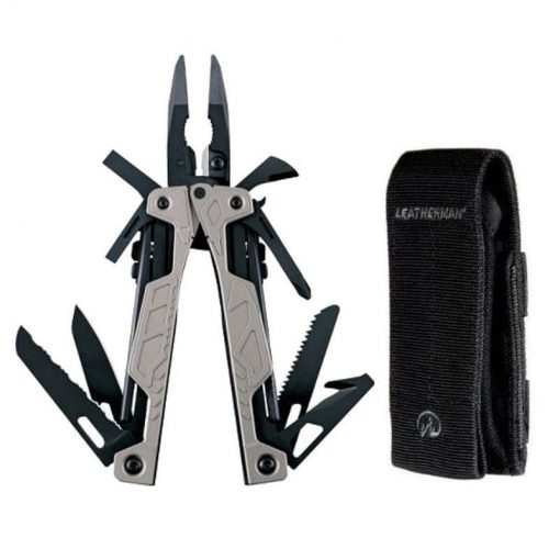 Leatherman  OHT? 831793 SILVER  WITH MOLLE BLACK (BOX)