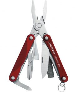 Leatherman SQUIRT? PS4 831189 RED (BOX)