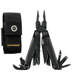 Leatherman - Surge Multitool, Black with Leather Sheath