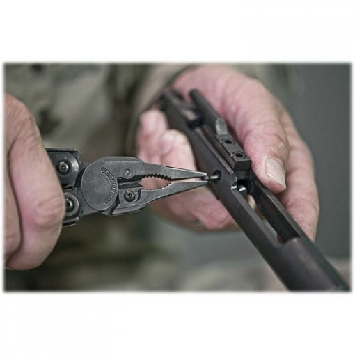 Leatherman - MUT Multitool, Stainless Steel with MOLLE Black Sheath