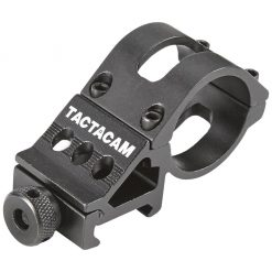 TACTACAM Picatinny Rail Mount for Tactacam 5.0 4.0, 3.0, and Solo Cameras