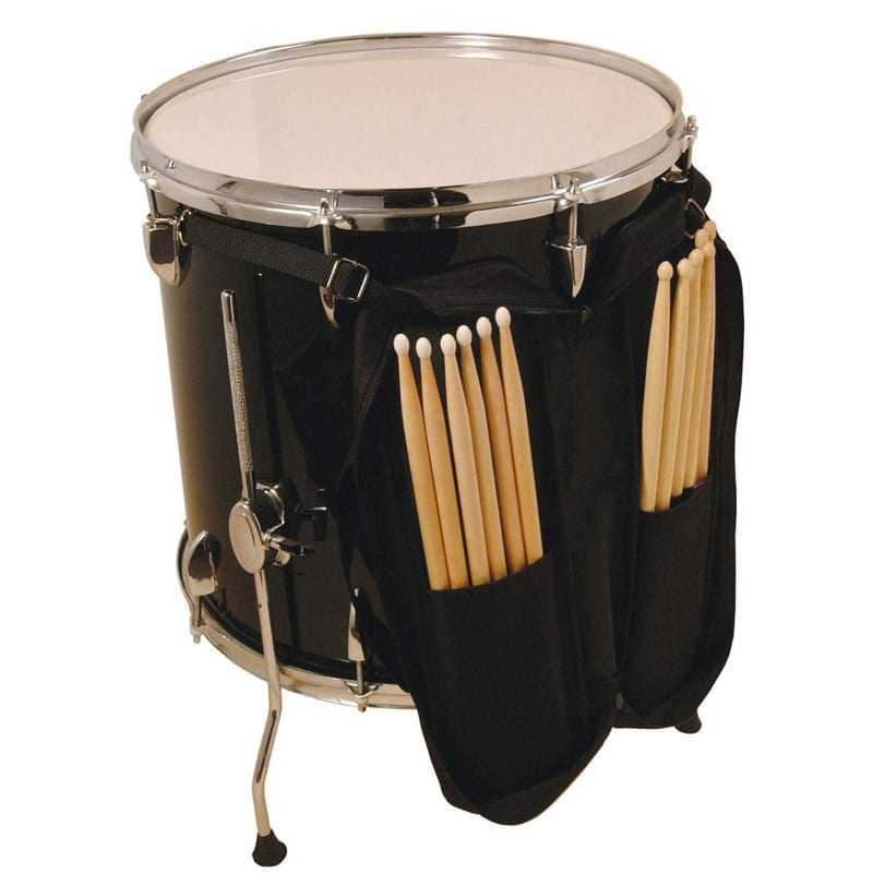On Stage Drum Stick Bag Holds 12 Pairs