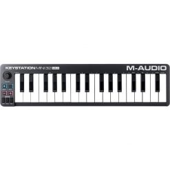 M-Audio Keystation Mini 32 MK3 Ultra-Portable Mini USB MIDI Keyboard Controller