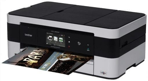 Brother MFC-J4620DW Business Smart Wireless Inkjet All-in-One Printer (Refurbished)