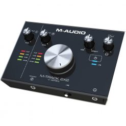 M-Audio M Track C Series 2x2 Audio Interface