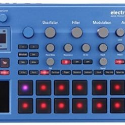 Korg ELECTRIBE2BL electribe Synth in EMX Blue with V2.0 Software
