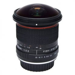 Vivitar 8mm Fisheye Lens For Canon