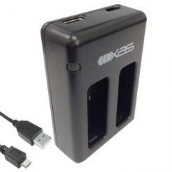 Bower Dual Charger For GoPro XAS- GP5