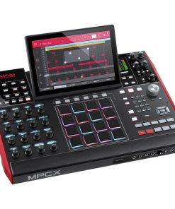 Akai Professional MPC X | Standalone MPC with 10.1 High-Resolution, Adjustable, Multi-Touch Display