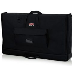 Gator Cases Padded Nylon Carry Tote Bag for Transporting LCD Screens, Monitors and TVs Between 27 - 32 (G-LCD-TOTE-MD)