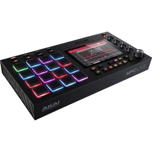Akai Professional MPC Live   Standalone MPC with 7 High-Resolution, Multi-Touch Display