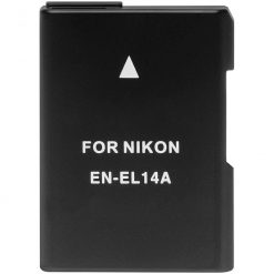 Power2000 ACD-441 EN-EL14A Battery Decoded for Nikon D5600, D3400 & All Previous Models