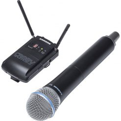 Samson Concert 88 Camera (Handheld) UHF Wireless System, Channel K