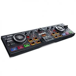 Numark DJ2GO2 | Pocket DJ Controller with Audio Interface