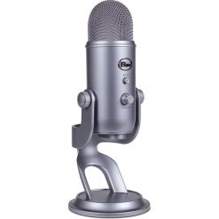 Blue Yeti USB Microphone - Space Gray