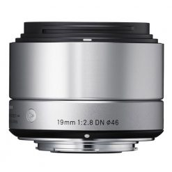 Sigma 19mm F2.8 EX DN Art (Silver) for Micro 4/3(40S963)