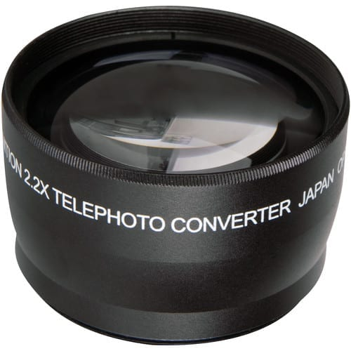 Vivitar 43mm 2.2x Telephoto Attachment Lens