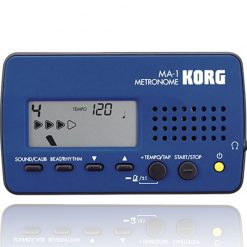 Korg MA1BL Visual Beat Counting Metronome - Blue