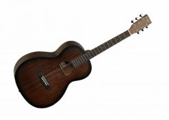 Tanglewood Winterleaf Acoustic Guitar - Whiskey Barrel Burst Satin/Rosewood- TWCRP