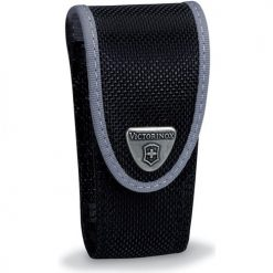 Swiss Army Pouches Pocket Knife Belt Pouch, Med Nylon Black Box 33247
