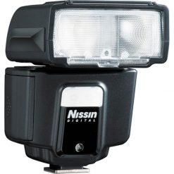 Nissin i40S Camera Flash for Sony (Black)
