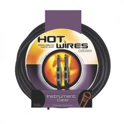 Hot Wires Guitar Instrument Cables - 20 Feet