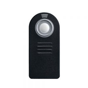 Xit Universal Remote Control Wireless for Canon/Nikon/Sony/Olympus and Pentax DSLR Cameras (Black)
