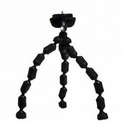 Vivitar SP6 Mini Flexible Tripod (Black)