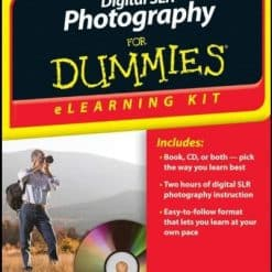 Digital SLR Photography eLearning Kit For Dummies