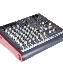Allen & Heath ZED-10FX Four Mono Mic/Lines with 2 Active D.I., 3 Stereo Line Inputs and Onboard Effects