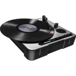 Numark PT01 USB |Portable Vinyl-Archiving Turntable for 33 1/3, 45, & 78 RPM Records
