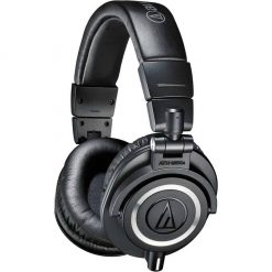 Audio-Technica ATH-M50x Professional Studio Monitor Headphones