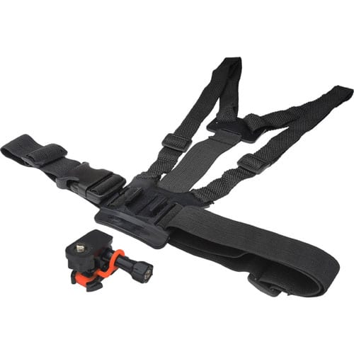 Vivitar Pro Series Chest Strap Mount for GoPro & All Action Cameras