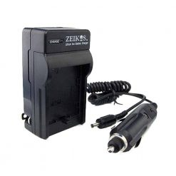 Zeikos ZE-CH511 Battery Charger for Canon BP-511 Batteries