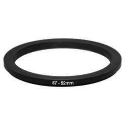 Bower 67-52mm Step Down Adapter Ring