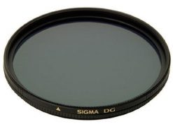 Sigma EX 62mm Multi-Coated Circular Polarizer Filter