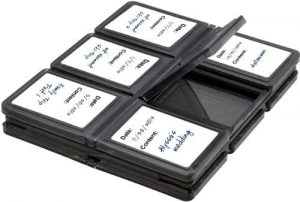 Xit Case for 12 Piece SD/SDHC Memory Card (XTMCASE)