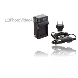 Vivitar QC-816 AC/DC Rapid Battery Charger for GoPro AHDBT-301 Hero3 Battery