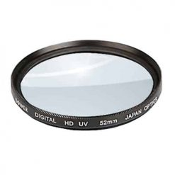 Bower 52mm Pro dHD UV Lens Protection Filter