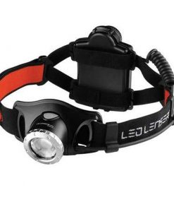 LED Lenser - H7.2 Headlamp, Black