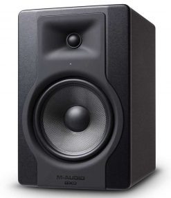 "M-Audio BX8 D3 | 8"" Powered Studio Reference Monitor"